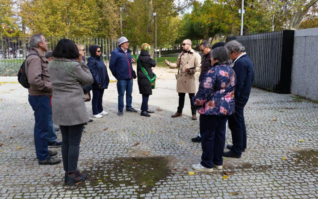Itinerario didáctico para el conocimiento del patrimonio natural y cultural de Madrid
