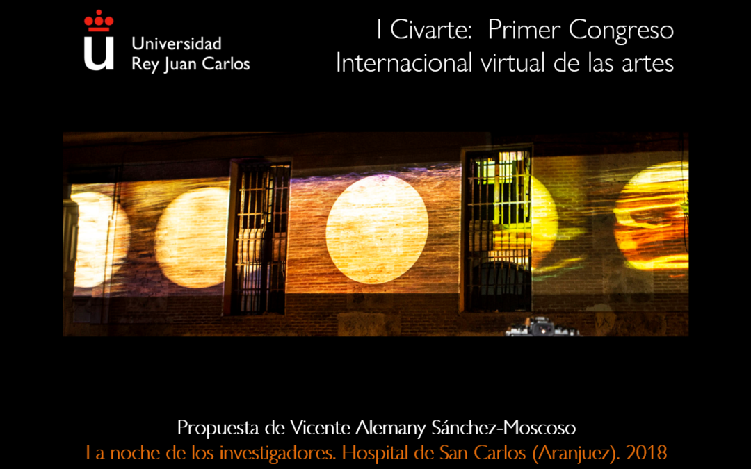I Civarte: Congreso Internacional Virtual de Artes