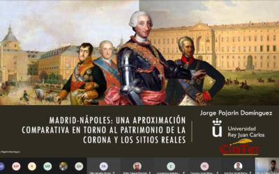 """Congreso Internacional """"Articulación, utilización y gestión del territorio en la Europa mediterránea (siglos XV-XIX)"""""""
