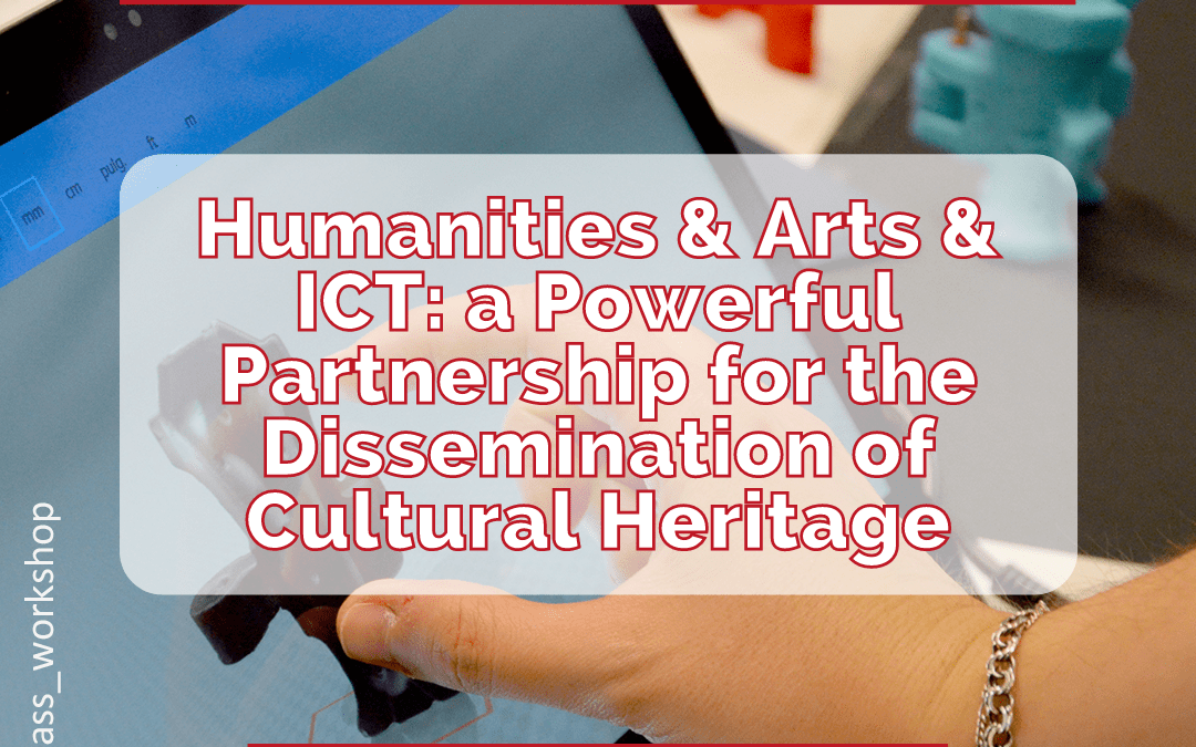 Humanities & Arts & ICT as a Powerful Partnership for the Dissemination of Cultural Heritage: the successful case study of the CINTER project (URJC) on The Heritage of Spanish Royal Sites.