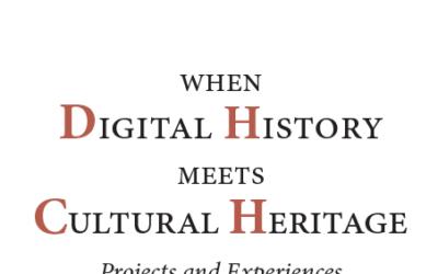 """Seminario online """"When Digital History meets Cultural Heritage"""""""