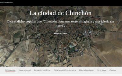 La ciudad de Chinchón