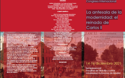 Congreso Internacional La antesala de la modernidad: el reinado de Carlos II